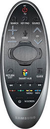 Samsung UE50HU6900 Vue Accessoire 2