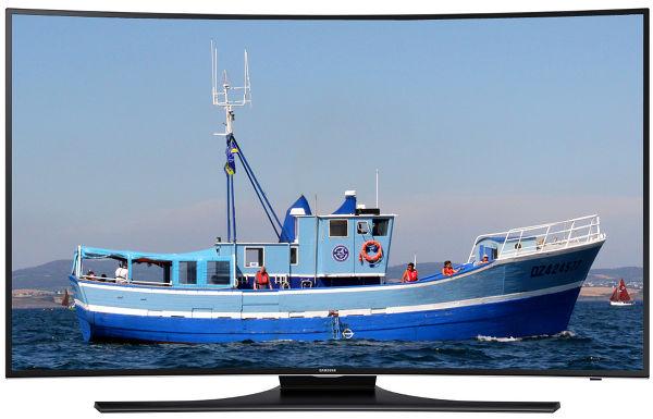 Samsung UE55H6800 Vue principale