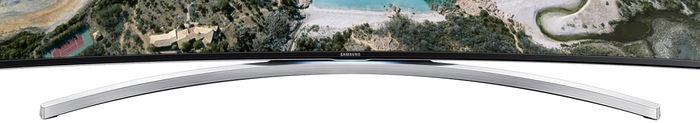 Samsung UE55H8000 - Pied métal