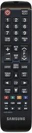 Samsung UE55HU8200 Vue Accessoire 3