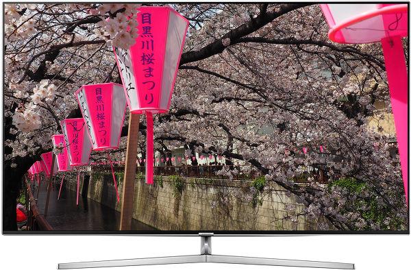 Téléviseur Samsung UE55KS8000