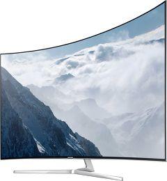 Samsung UE55KS9000 Vue 3/4 droite