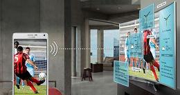Samsung UE55KS9000 Mise en situation 1