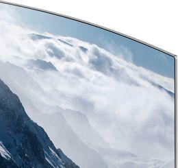 Samsung UE55KS9000 Vue de détail 2