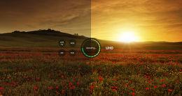 Samsung UE55KS9000 Vue technologie 4