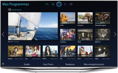 Samsung UE60H7000 - Smart TV