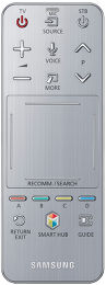 Samsung UE75F8000 Vue Accessoire 3