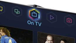 Samsung UE75F8000 Vue de détail 2