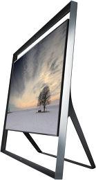 Samsung UE85S9 Vue 3/4 droite