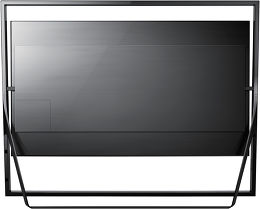 Samsung UE85S9 Vue arrière
