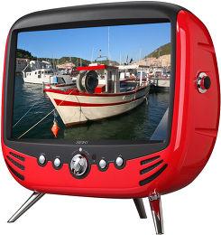 Seiki SE22FR01 Retro TV Vue principale