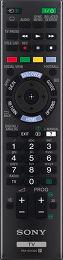 Sony KD65X8505 Vue Accessoire 2