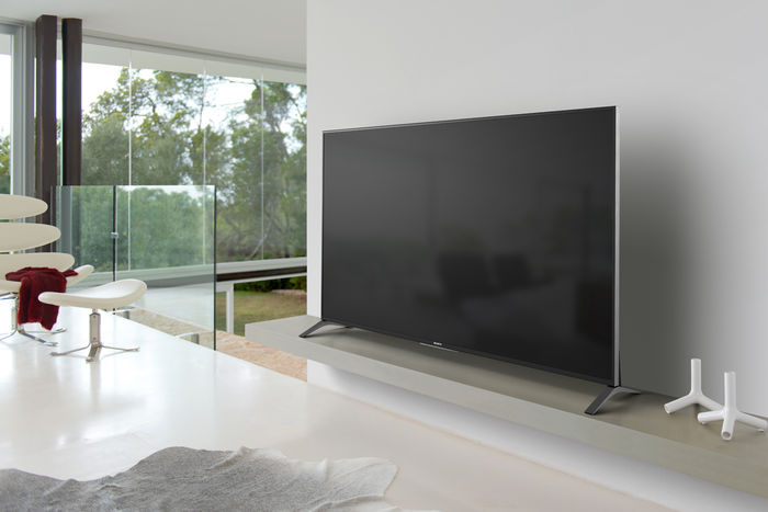 Sony KD65X8505 - TV UHD 4K élégant