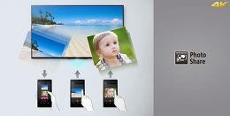 Sony KD65X8505 Vue technologie 1