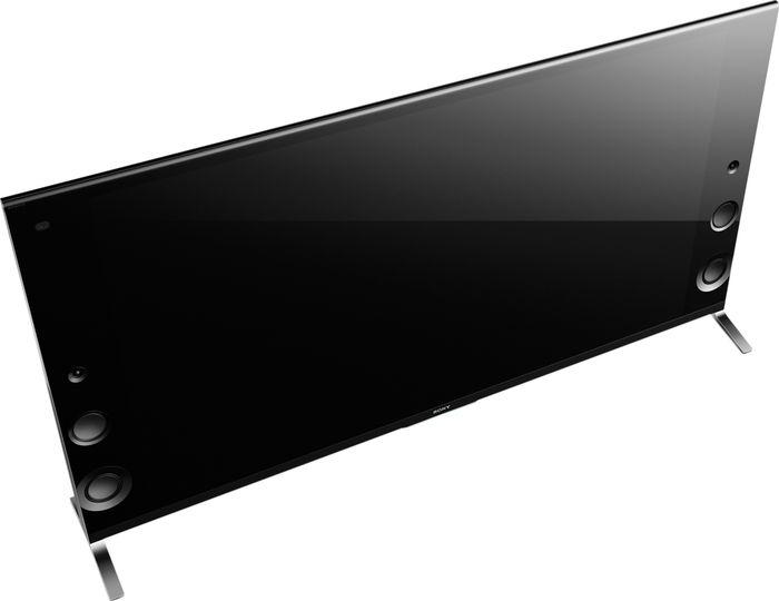 Sony KD65X9005 - Vue dessus