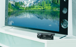 Sony KD65X9005 Mise en situation 4