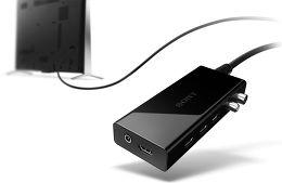 Sony KD65X9005 Vue technologie 1