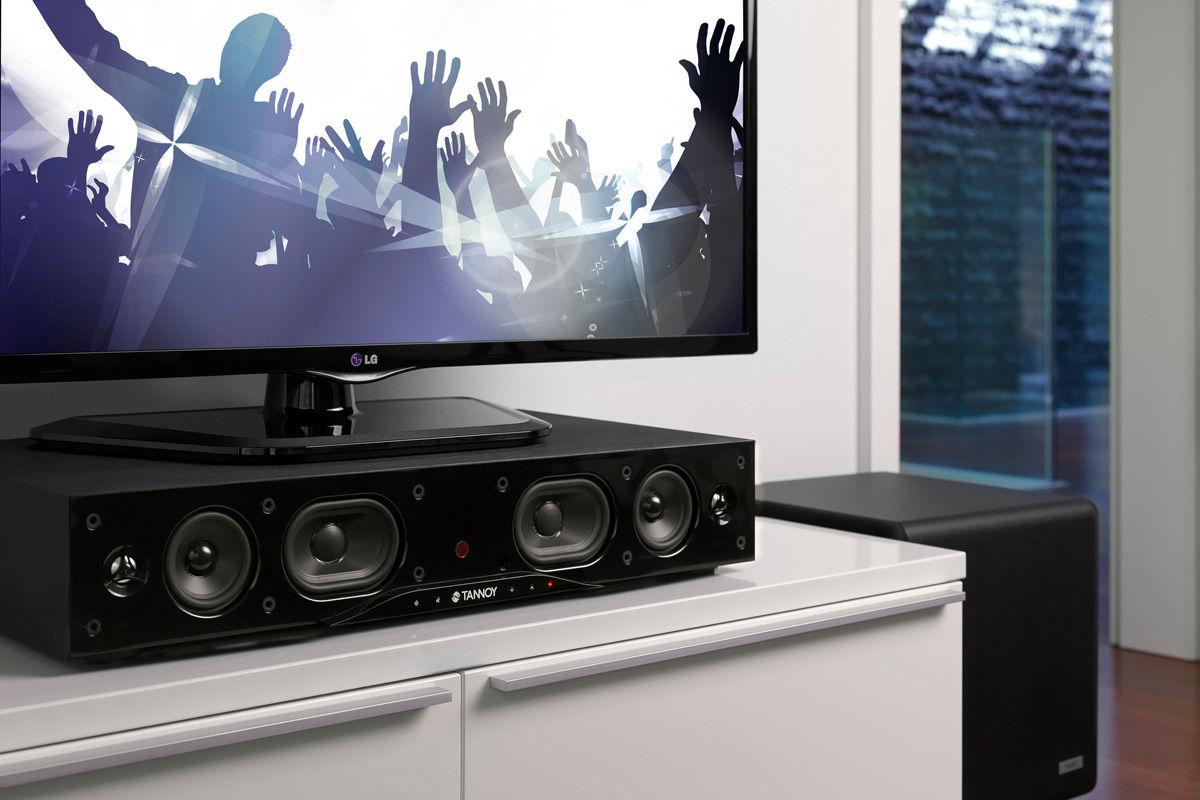 Meuble Tv Avec Barre De Son comment installer un home cinéma dans un petit espace ?