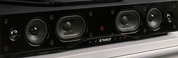 Tannoy BaseStation One : 3 voies, 6 haut-parleurs
