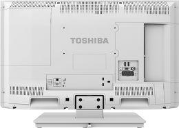 Toshiba 24W1433G / 24W1434G Vue arrière