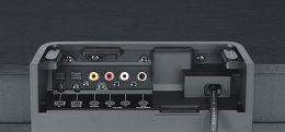 Yamaha SRT-1000 Vue arrière