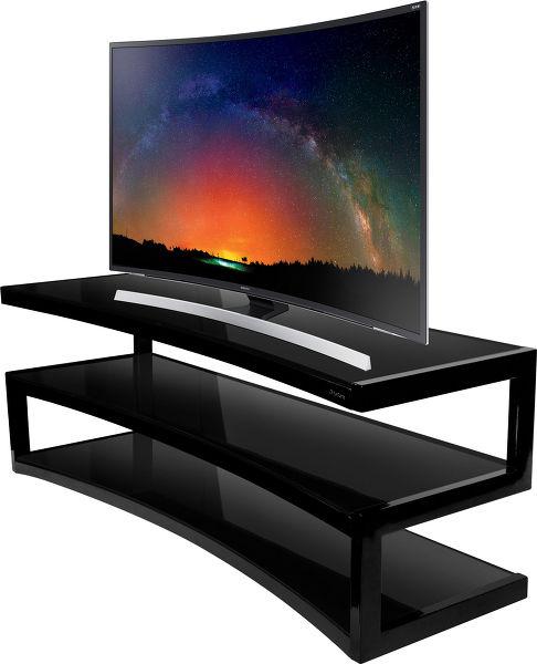 samsung ue48js8500 esse curve noir verres noirs t l viseurs uhd 4k. Black Bedroom Furniture Sets. Home Design Ideas