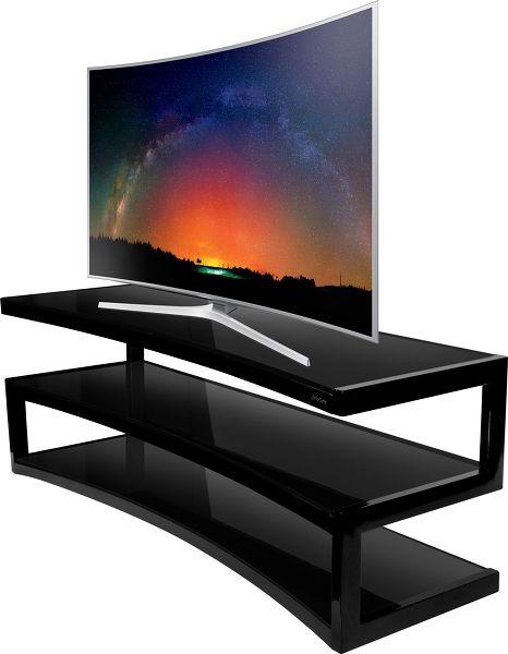 Samsung ue55js9000 t l viseurs uhd 4k son vid - Meuble tv samsung avec accroche barre de son ...