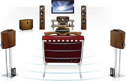 KEF Universal Wireless System