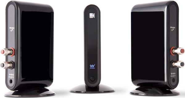 KEF Universal Wireless System Vue principale