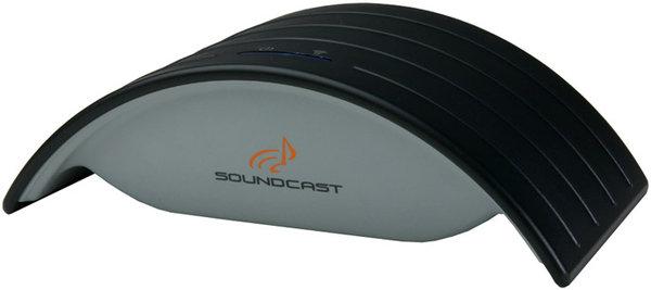SoundCast AudioCast ACR-222 Vue principale