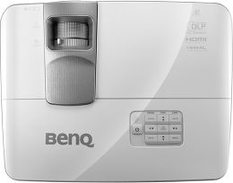 Benq W1080ST+ Vue Dessus