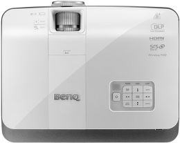 Benq W1400 kit Vue Dessus