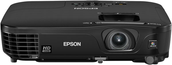Epson EH-TW480 Vue principale