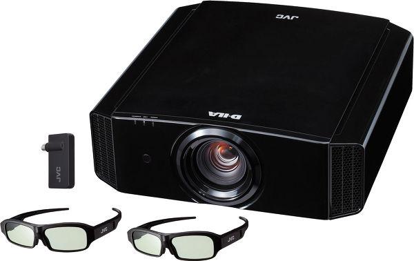 JVC DLA-X35 Kit 3D Vue principale