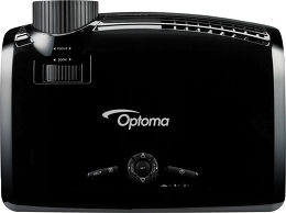 Optoma DH1011 Vue Dessus