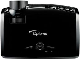 Optoma hd131X Vue Dessus