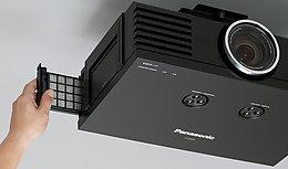 Panasonic PT-AE4000 Mise en situation 1