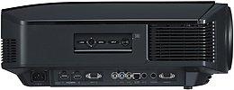 Sony VPL-VW95 Vue arrière