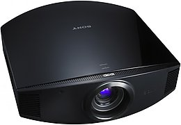 Sony VPL-VW95 Vue Dessus