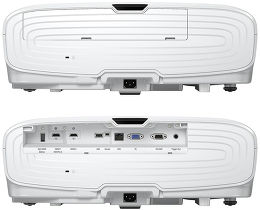 Epson EH-TW9300W Vue arrière