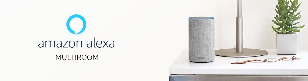 Amazon Alexa : la sélection multiroom
