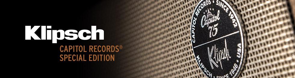 Enceintes Klipsch Capitol Records