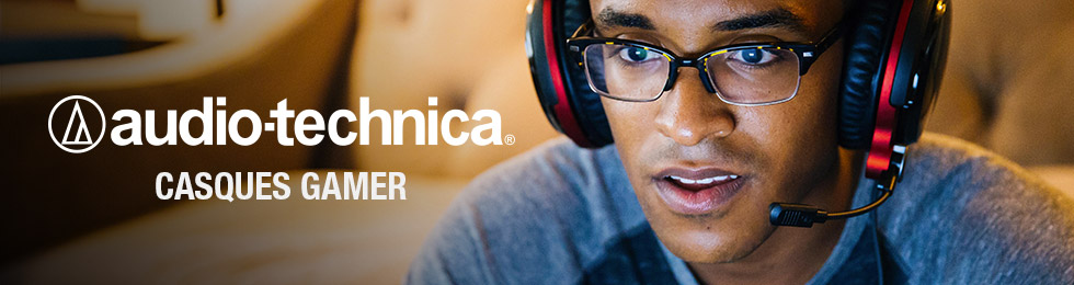 casques gamer audio-technica