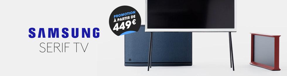 TV Samsung Serif