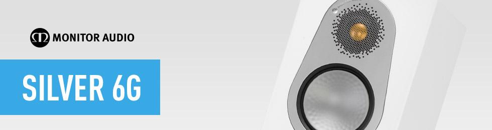 Enceintes Monitor Audio Silver 6G