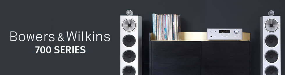 Bowers & Wilkins Gamme 700 Series