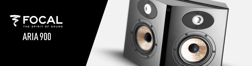 Enceintes Focal Aria 900 : la boutique