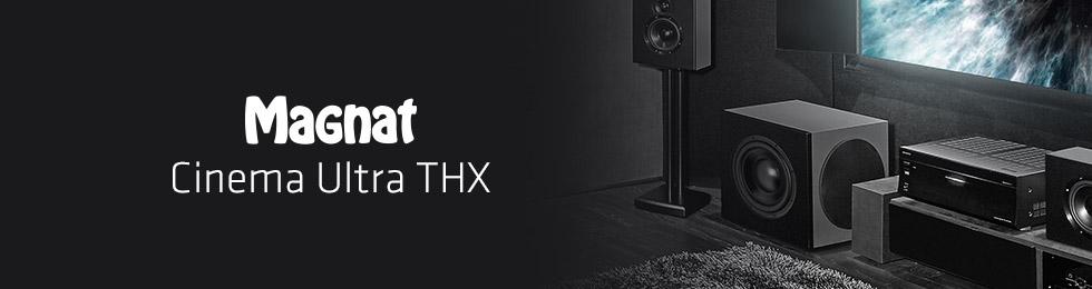 Gamme Magnat THX Ultra Cinema