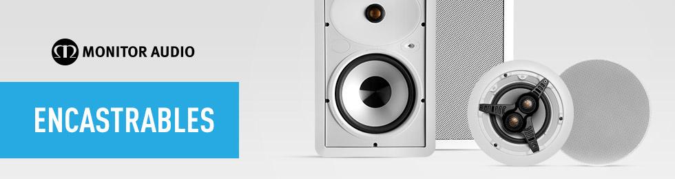 Monitor Audio encastrables