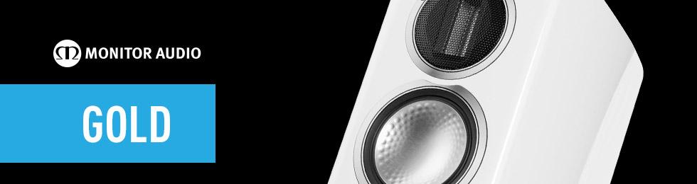 Enceintes Monitor Audio Gold